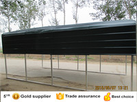Durable outdoor metal carports for sale and portable aluminum carport