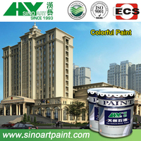 Hot Selling Fleck Stone Spraying Paint