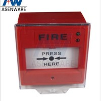 Reusable Manual Call Point For Fire
