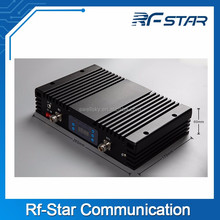 R25-TB wcdma tri-band signal booster 3g mobile signal amplifier