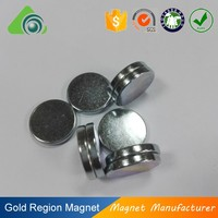 cheap sale rare earth ndfeb magnets curve magnetization