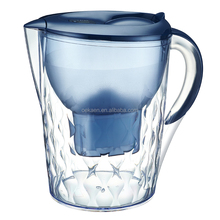 High Quality Water Purifier Jugs/Pitchers 3.5L Activated Carbon Alkaline Water Filter Pitcher