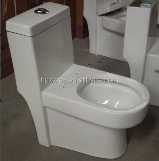 Floor Mounted Installation Type and Ceramic,ceramic toilet bowel Material one piece toilet cheap india design toilet