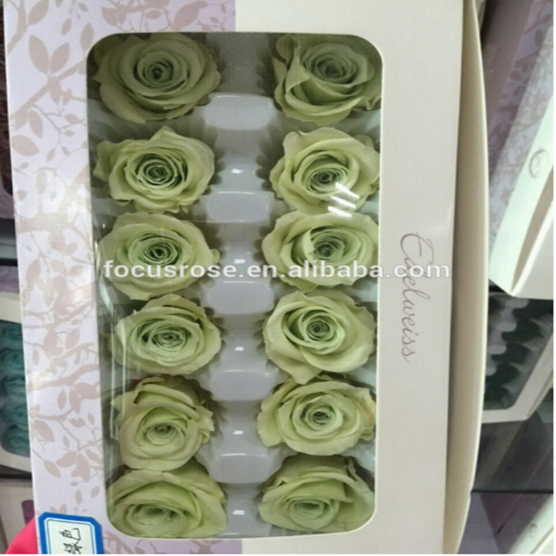 12pcs/lot <strong>flower</strong> wholesale immortal rose diy Preserved <strong>flowers</strong> material 3-4cm fresh <strong>flowers</strong> key pro