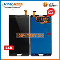 China Golden supplier,lcd replacement for note 4 lcd for Samsung Galaxy note 4 touch screen