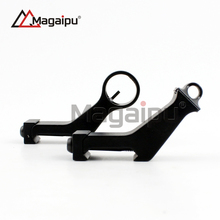 Front and Rear Transition Iron Sight