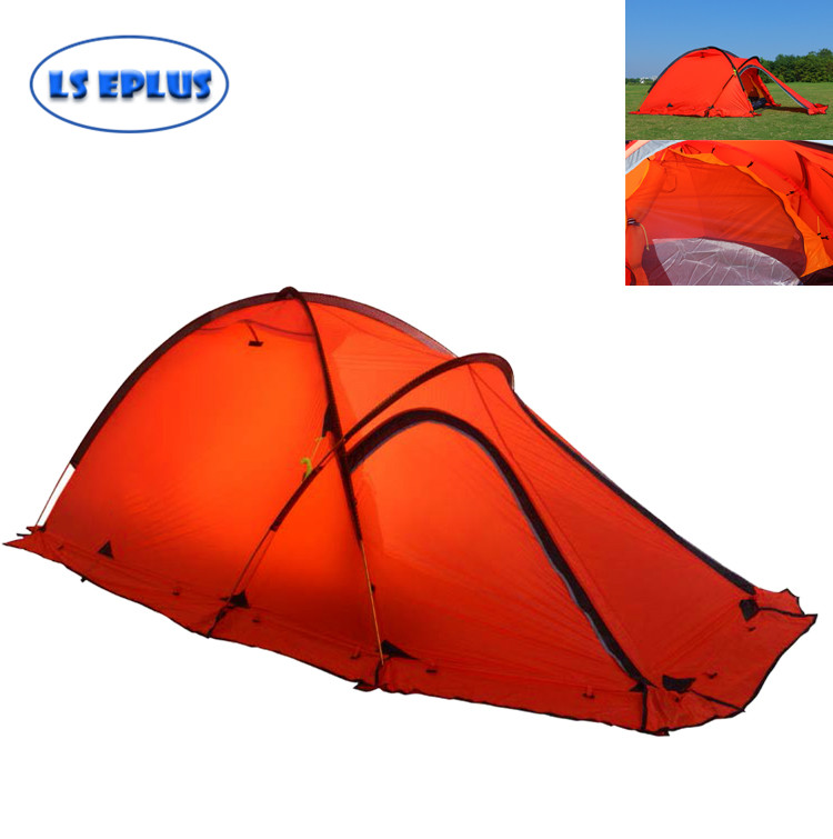Waterproof Ultra Light Camping Hiking Aluminum Folding Tent