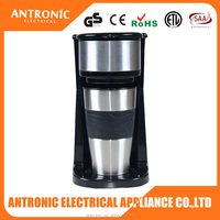 Antronic ATC-CM-111A travel ground coffee and pod portable coffee maker