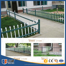 China Supply Modern Design custom Portable Rod Iron Garden Fences