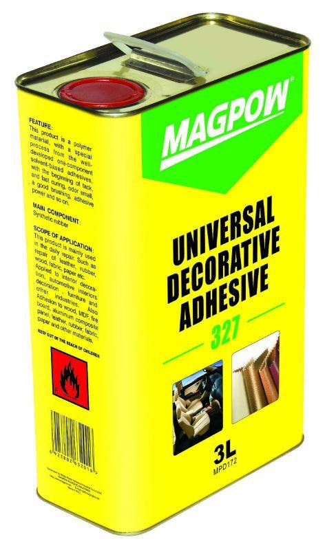 Man Made Board Spray Neoprene Contact Adhesive Glue For Sofa