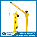 Reliable manufacturers Produce Use Truck Mount Mini Lifting Cranes