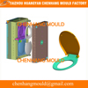 3d drawing plastic mold design