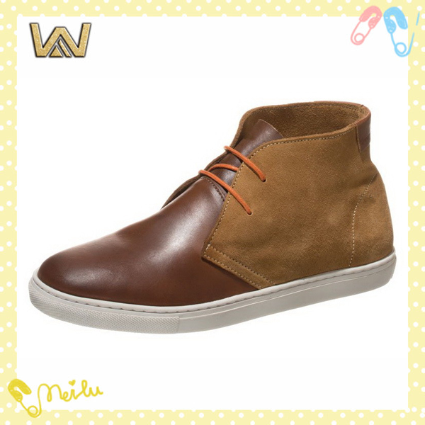Mens leather shoes footwear D34101