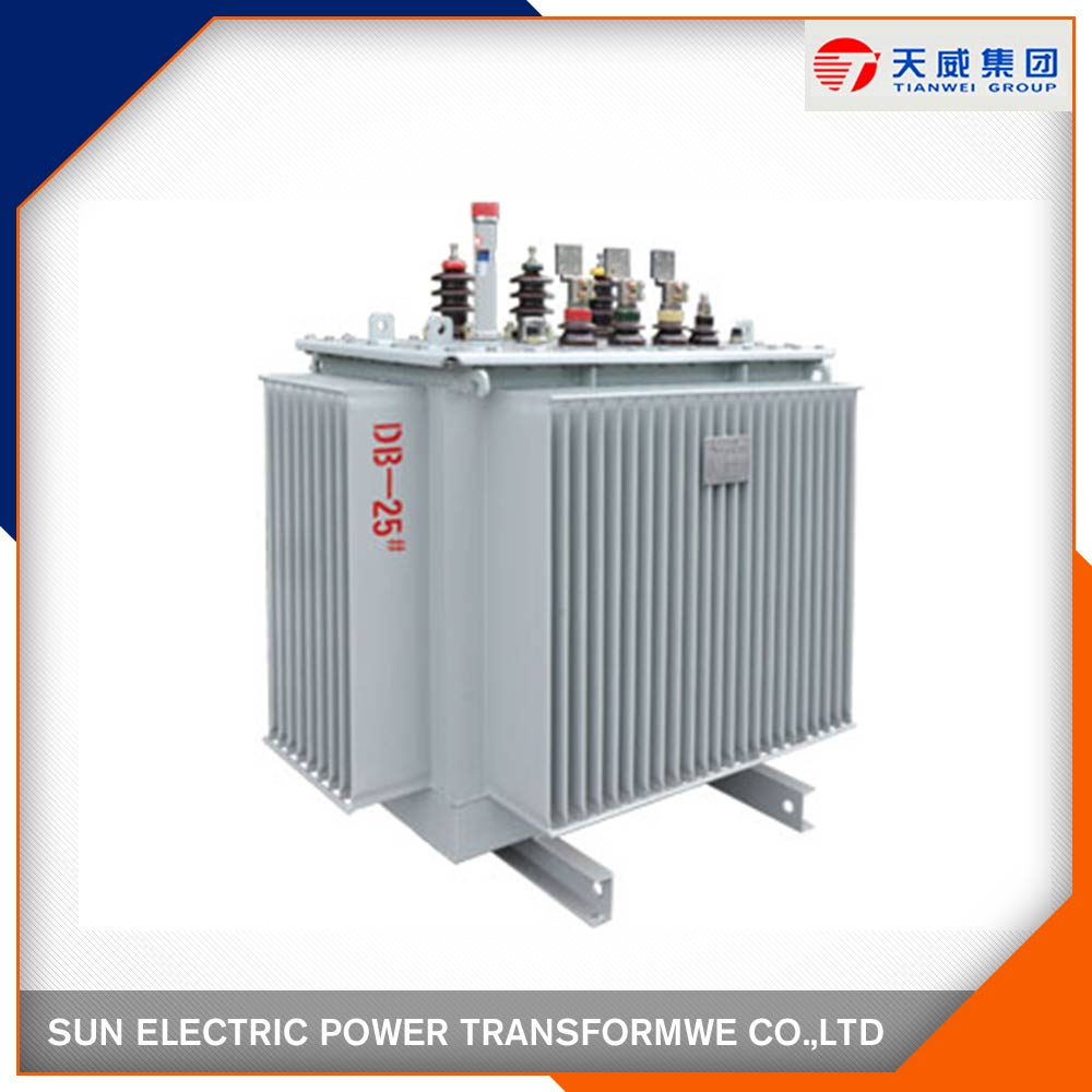 33Kv 3phase Oil Immersed Power Transformer for transformer substation 33kv
