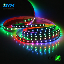 2017 newest dream-color chasing RGB LED strip kit-smd 5050 5M 300 leds 5V power supply and controller