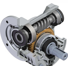 Custom chain drive gear box and electric motors worm gear slew drives