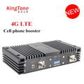 kingtone 4G LTE 2600MHz Full Kit Single Band Mobile Cell Phone Network Cellular Signal Booster with antennas Boost your signal