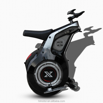 Xboy 2018 New Style Fashion Self Balancing One Wheel Electricl Unicycle Big Wheel Motorcycle for Adults