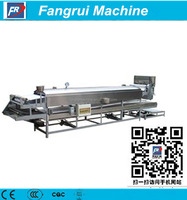 Popular sheet jelly machine bean starch sheets/multifunctional rice noodle making machine /cold noodle making machine