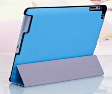 High Quality Ultra Thin Magnetic with Stand PU Leather case for iPad Mini Leather Smart Cover New Arrival PU Plastic Cover