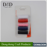 High Tenacity Colorful Polyester Dyed Wholesale