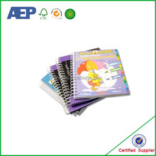new design certification costom board children book publishers in china
