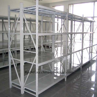 Warehouse Steel Shelves Fabrication Working Service