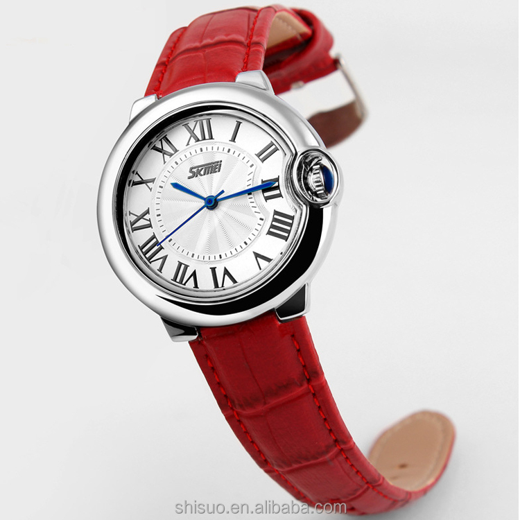 Ladies Wrist Watches W215, Factory Since 2002, OEM/ODM Welcome,
