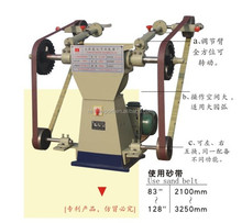 TRADE ASSURANCE high quality sanding belt polishing machine