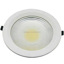 2015 China factory price CE ROHS SMD2835 waterproof e27 surface mounted ceiling lighting dimmalbe 15W cob led downlight