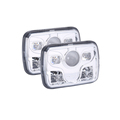 5x7 inch led headlight square, sealed beam led headlight