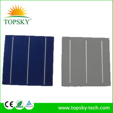 hot sale good quality 6x6 inch (156x156mm )with high efficiency solar cell for panels,pv sheets made in Taiwan/Germany