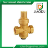 china manufacturers Max pressure 16bar-25bar adjustable downstream pressure setting range 1 to 8 bar pressure relief valve