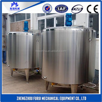 factory direct supply stainless steel mixing tank/stainless steel drum mixer/food blender