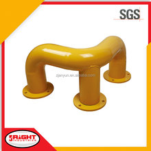 2115 30 cm Height Padlock Metal Bollard Guards