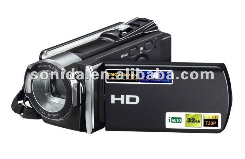 DV camera DVC with High quality and low price camcorder HDV-614P)