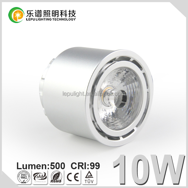 CCT Adjustable LED Lights CRI99 LED SOURCE HALO 10W spotlight 2000-3000K dimming lamps