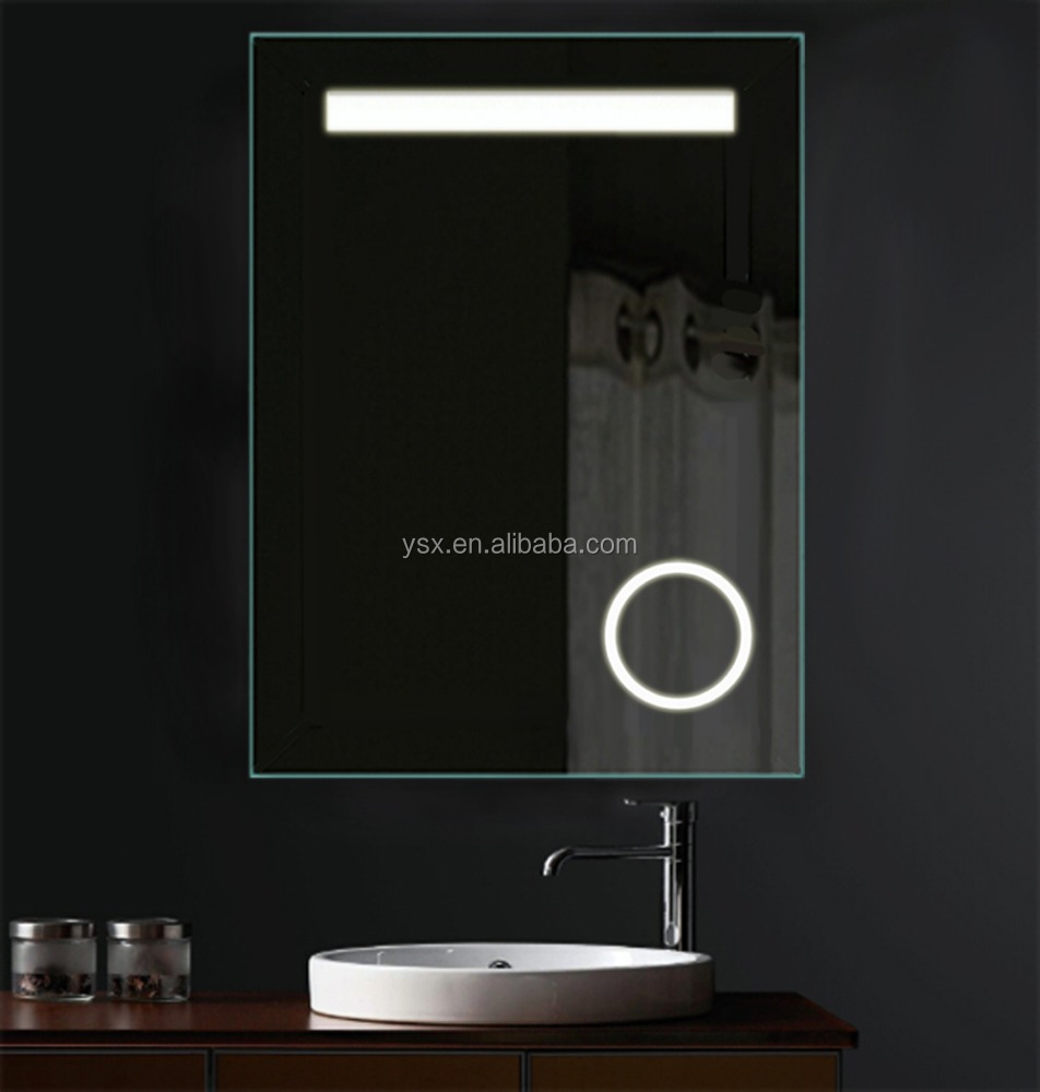 hotel vanity Mirror with Magnifying function