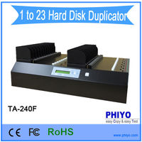 industrial factory use high-performance hard disk duplicator TA-240F