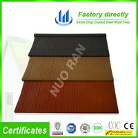 China Stone Coated Metal Building Materials Prices/colorful stone coated steel roofing tile /kerala house roofing tile