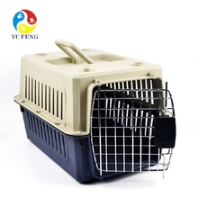 Popular Large Pet Crate Plastic Kennel Dog Travel Carrier