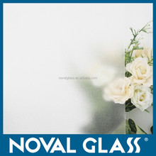3mm 4mm 5mm 6mm Woven, Mistlite, Karatachi, Chinchilla Clear Flora rolled glass price