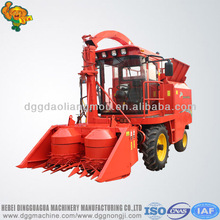 4QZ-1800 Self-propelled mini corn silage harvester with 2 discs cutter head