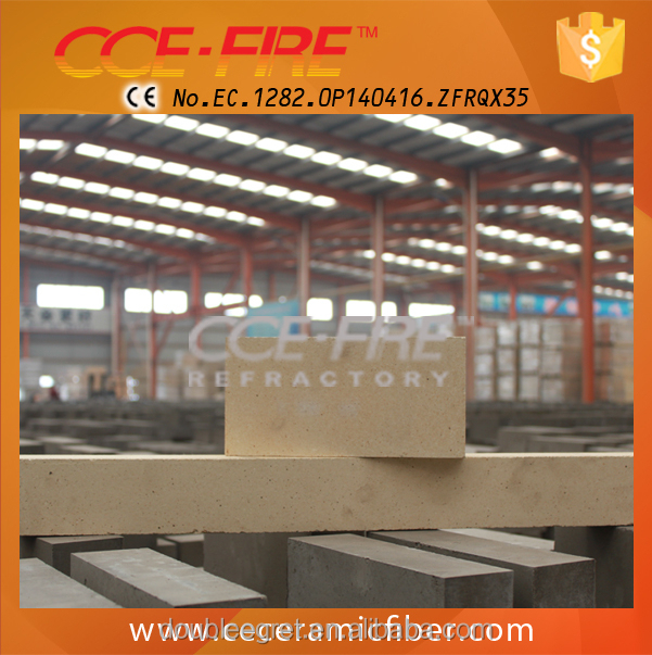 CCE FIRE Thermal Shock Resistance Refractory Brick for Cement Kiln