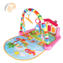 multifunction piano fitness rack baby play gym mat for sale