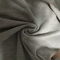 60% cotton 40% polyester knitted CVC 60/40 birds eye mesh fabric