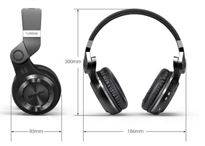 Comfortable bluetooth noise cancelling headphones - Listen LA-164 - headphone Overview
