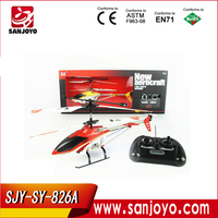 model king rc helicopter 3CH alloy fashion RC helicopter