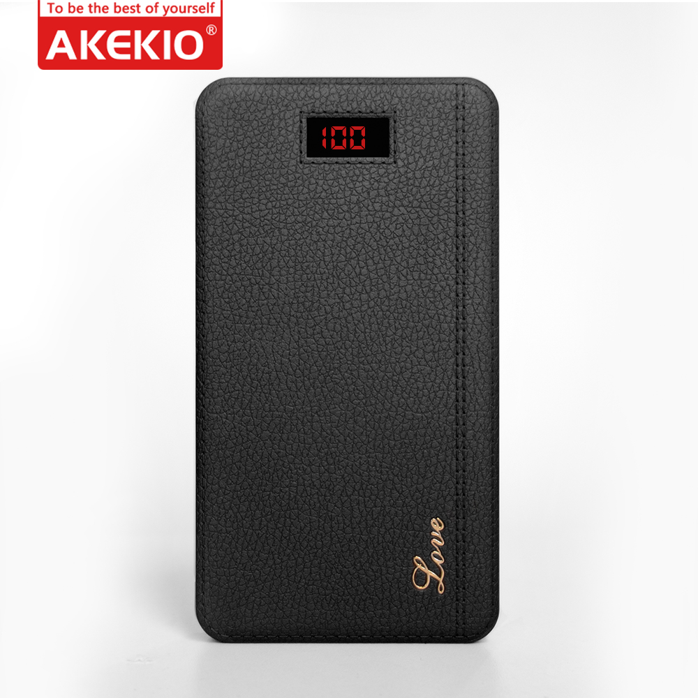 Large Capacity 8000mAh to 20000mAh Restaurant Menu Power Bank