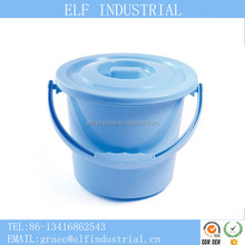 Cheap wholesale tools industrial plastic products 5 gallon buckets by plastics molding machines